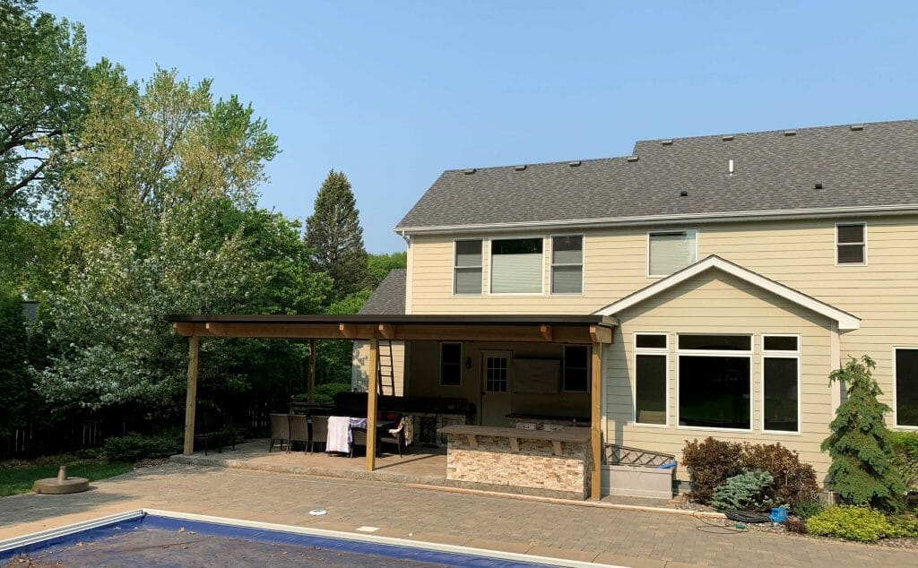 Motorized Louvered Roof Minneapolis