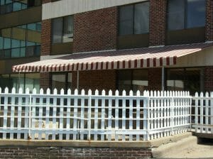 Provide shade with a canvas patio cover by Acme Awning in Minneapolis