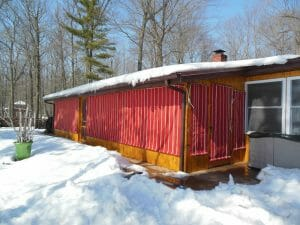 Protect your porch with roll curtains by Minnesota's Acme Awning Company