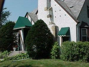 Residential Gable Canopy