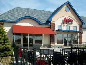 Majors Cafe Patio Top