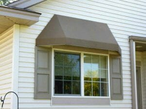 Residential Window Gable