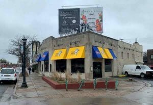 2201 Hennepin Ave All Awnings
