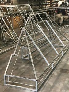 Steel Frames